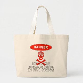 Display of Genius Tote Bag