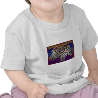 DISPLAY only :Decorative Religious ICONS T Shirt
