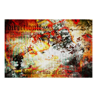 dissipate poster
