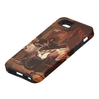 Dissolute Household by Jan Steen iPhone 5 Cases