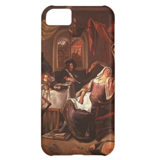 Dissolute Household by Jan Steen iPhone 5C Cases
