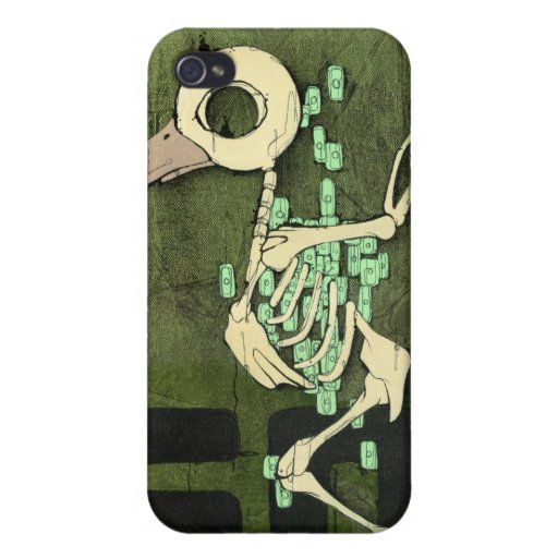Dissolution Covers For iPhone 4