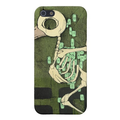 Dissolution Case For iPhone 5