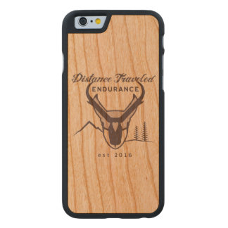 Distance Travelled Endurance Phone Case