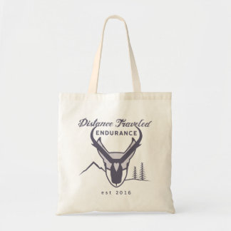 Distance Travelled Endurance Tote