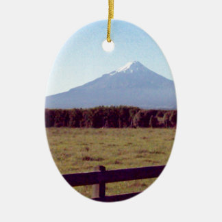 distant mountain.jpg christmas ornament