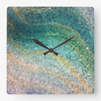 Distant Shores Clock