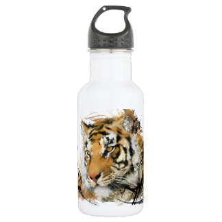 Distant Tiger 532 Ml Water Bottle