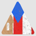 distessed el moro puerto rico.png triangle stickers