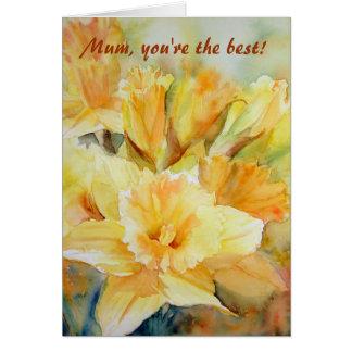 Distilled Sunlight Greeting Card