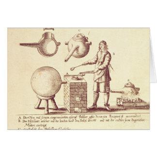 Distilling Equipment Cards