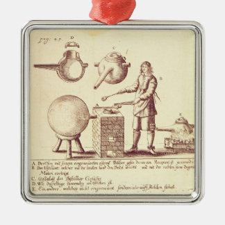 Distilling Equipment Christmas Ornament