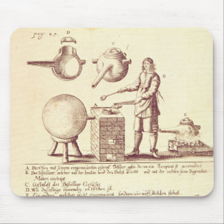 Distilling Equipment Mouse Pad