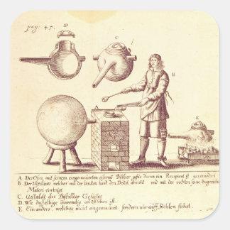 Distilling Equipment Stickers