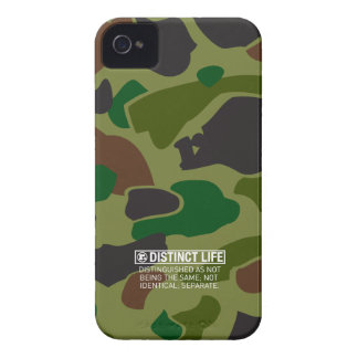 DISTINCT LIFE CAMO SLIM Case-Mate iPhone 4 CASE