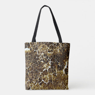Distinctive Abstract Texture Tote Bag