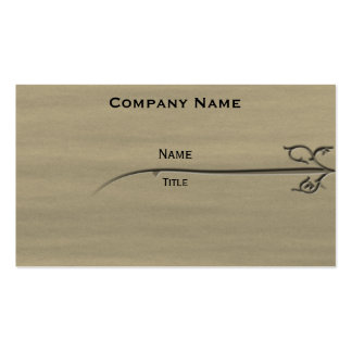 Distinctive Design Business Card Templates
