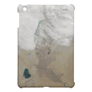 Distinctive lines of clouds iPad mini cover