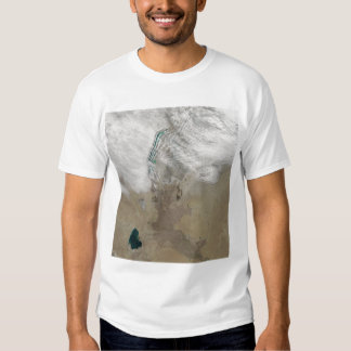 Distinctive lines of clouds t-shirts