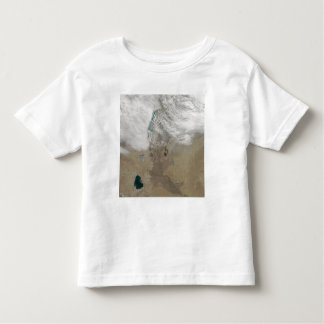 Distinctive lines of clouds toddler T-Shirt