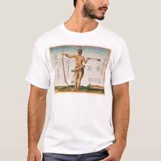 Distinctive Markings of a Warrior of Virginia T-Shirt