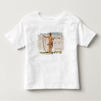 Distinctive Markings of a Warrior of Virginia Toddler T-Shirt
