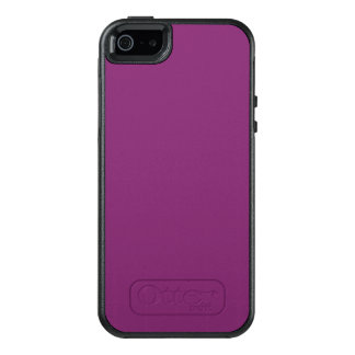 Distinctly Elite Purple Color OtterBox iPhone 5/5s/SE Case