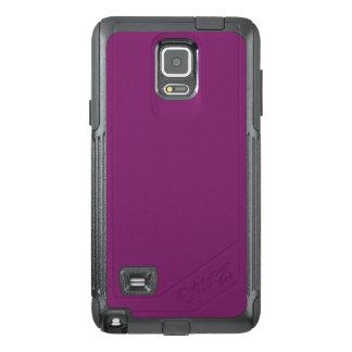 Distinctly Elite Purple Color OtterBox Samsung Note 4 Case