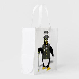 Distinguished Penguin
