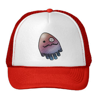 Distinguished Squid Cap