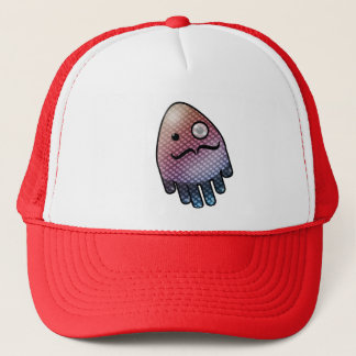 Distinguished Squid Trucker Hat