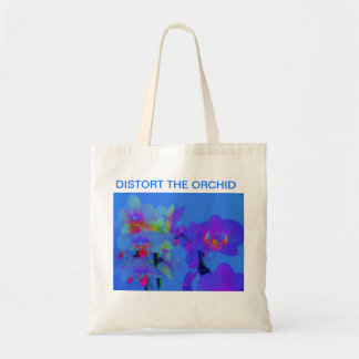 distort the orchid bag