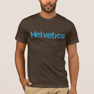 Distorted Helvetica Shirt