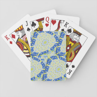 Distorted Order Playing Cards