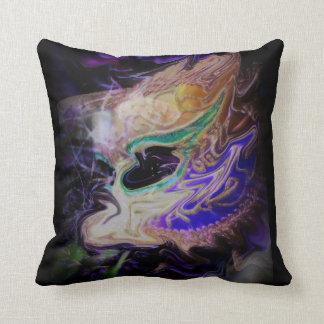 Distorted Tears Cushion