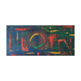 """Distortion"" Abstract Art Print"