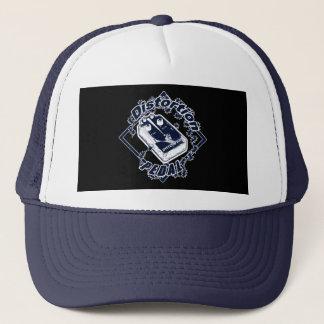 Distortion Pedal -Electric Shock Blue Diamond Trucker Hat