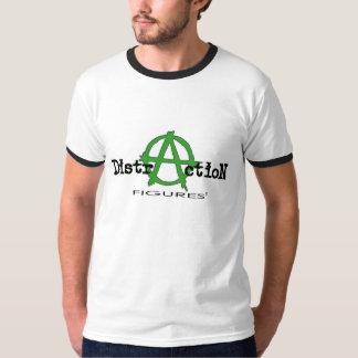 DistrAction Figures® Ringer T-Shirt