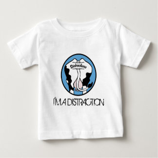 Distractions-Logo, I'M A DISTRACTION Baby T-Shirt