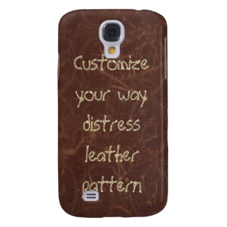 Distress Leather Look Speck Case iPhone 3G/3GS Galaxy S4 Case