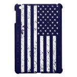 Distressed American Flag II iPad Mini Case