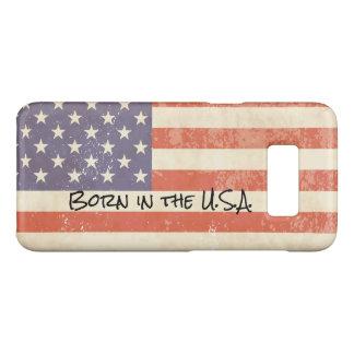 Distressed American Theme Case-Mate Samsung Galaxy S8 Case