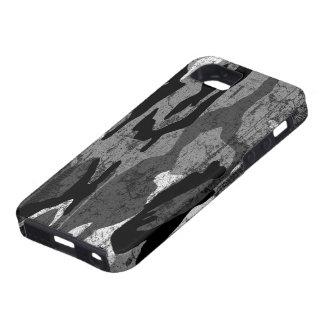 Distressed Arctic Camo iPhone 5 Cases