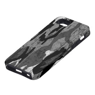 Distressed Arctic Camo iPhone 5 Cover