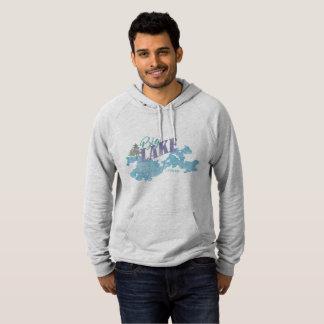 Distressed Big Lake Alaska Sweatshirt or Tshirt