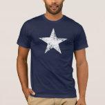 Distressed Bonnie Blue star flag T-Shirt