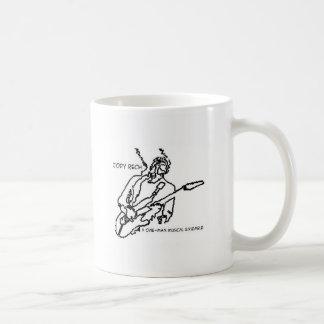 Distressed Border - 2-sided Ringer... - Customized Basic White Mug