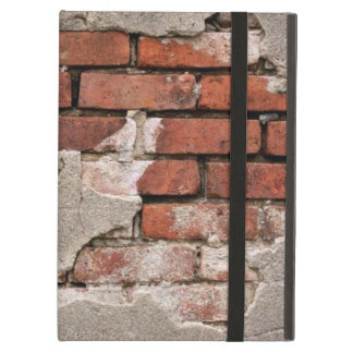 Distressed Brick Wall  iPad iCase with Kickstand iPad Cover