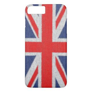 Distressed British Flag iPhone 7 case