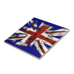 Distressed British Union Jack